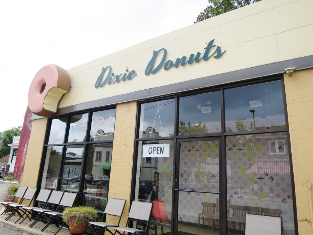 Dixie Donuts in Richmond, VA