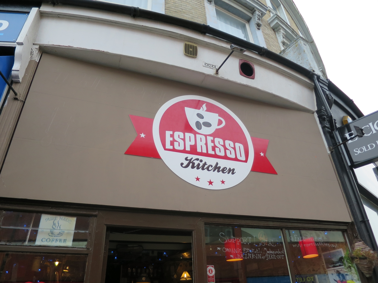 Espresso Kitchen in Bournemouth